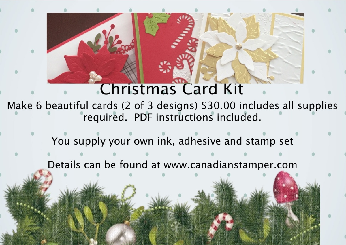 November Christmas Card Kit
